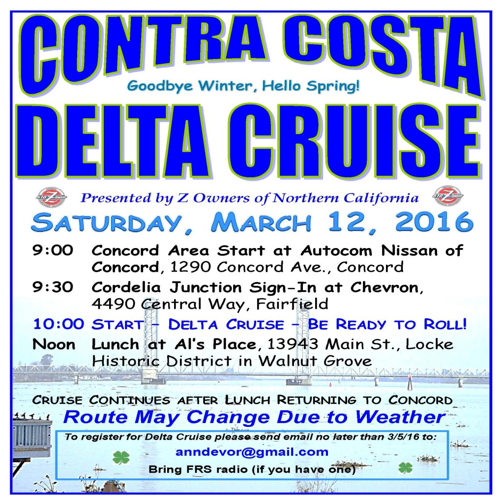Contra Costa Cruise Flyer 2016-0312